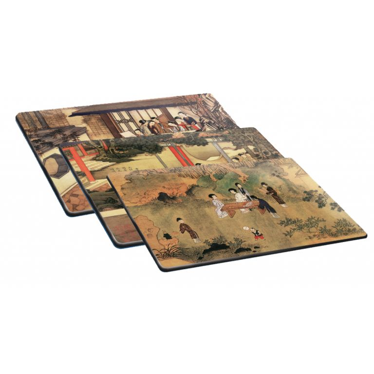 Ladies Table Mats