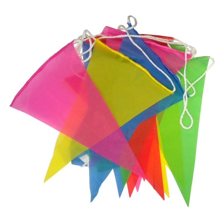 Multicoloured Bunting