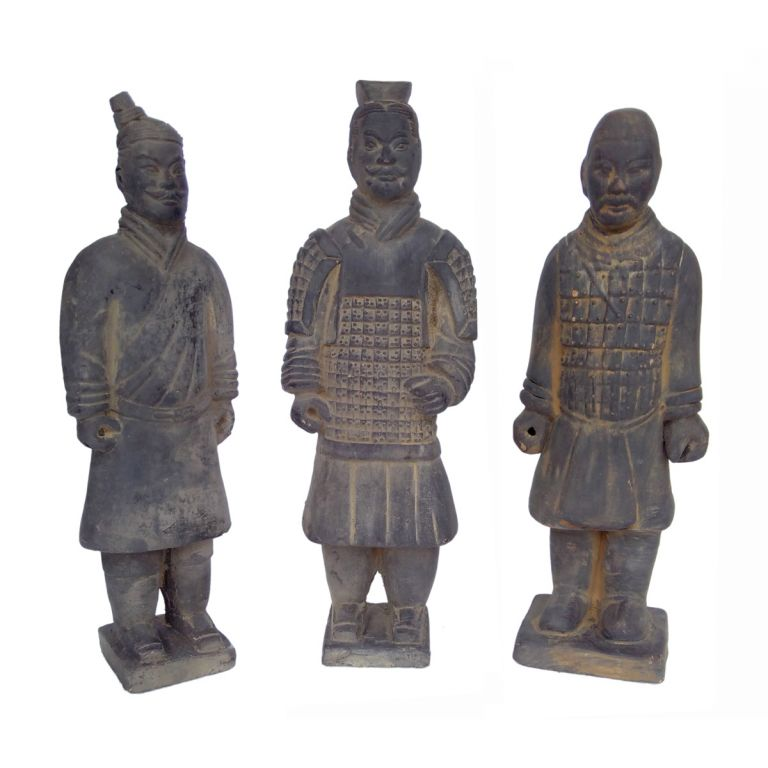 Terracotta Warrior Set