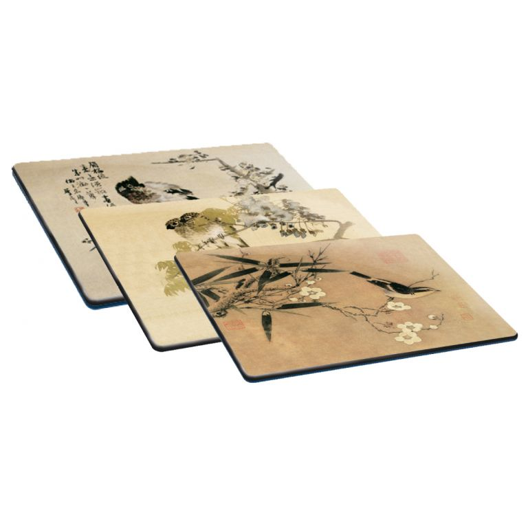 Birds and Flowers Table Mats