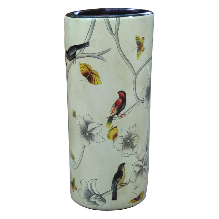 Birds and Butterflies Umbrella Stand